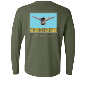 The Greenhead Republic Tee - For the People