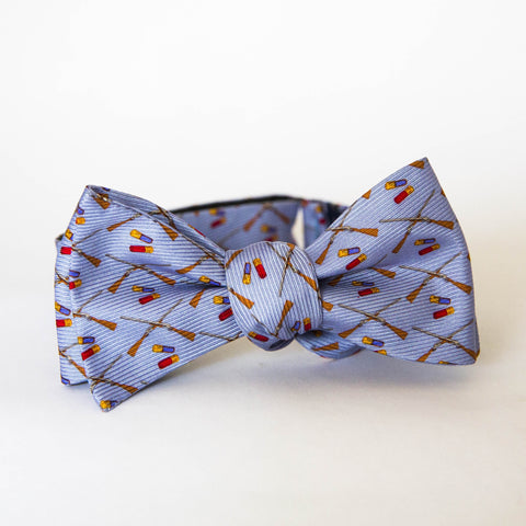 Bow Tie - Shotgun & Shell (Blue)