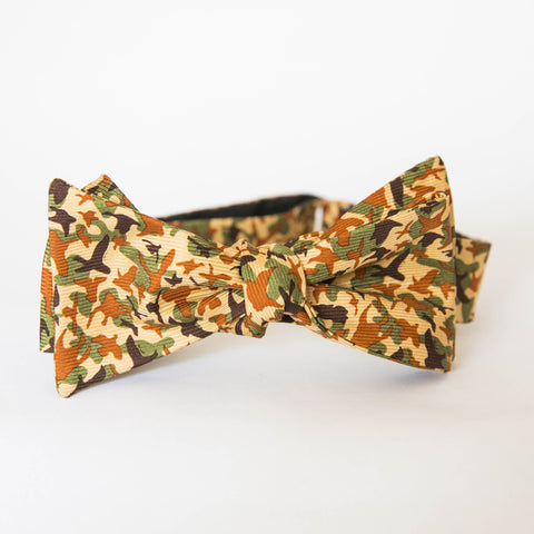 Bow Tie - On the Wing Camo