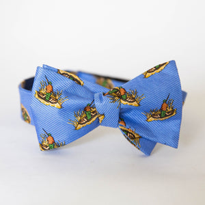 Bow Tie - Duck Blind (Blue)