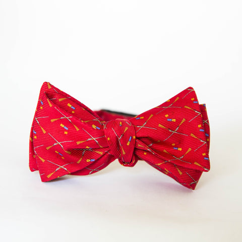 Bow Tie - Shotgun & Shell (Red)