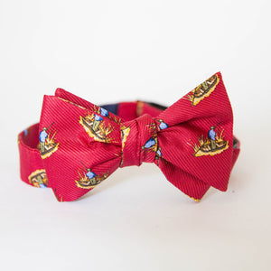 Bow Tie - Duck Blind (Red)