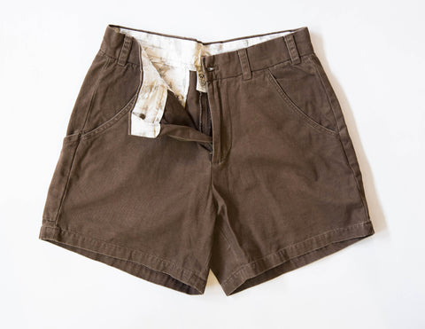 Cache Creek Shorts - Brown