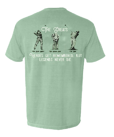 The Greats Tee - The Golfer's Collection