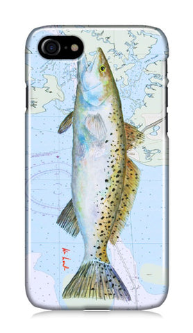 iPhone Case - The Speckled Trout