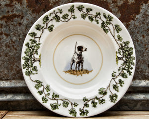 The Plantation China - Bowl English Pointer