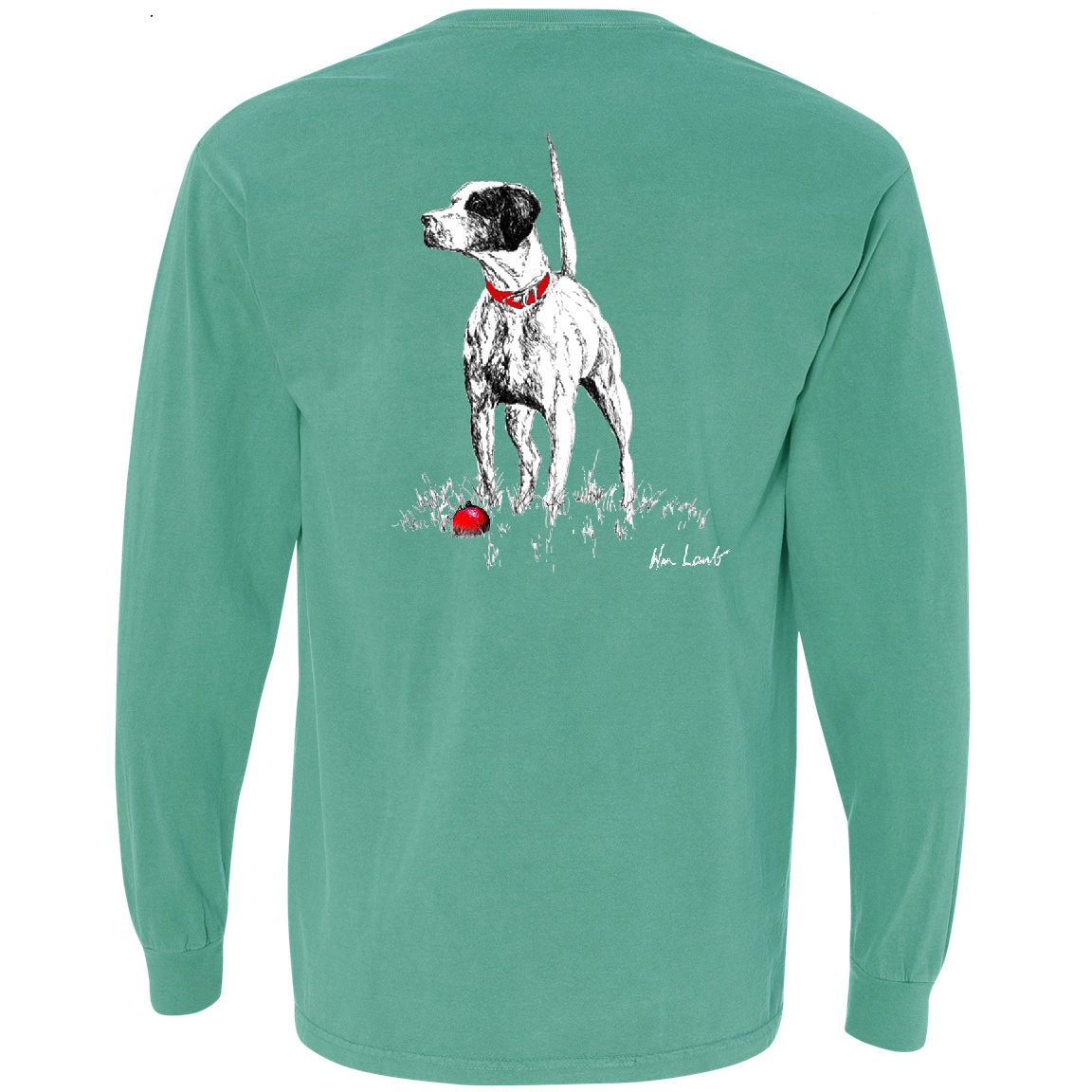 The Christmas Pointer Tee
