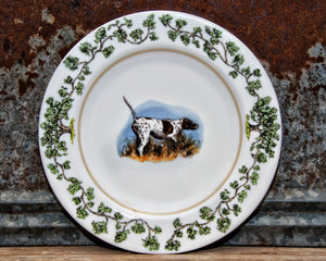 The Plantation China - Charger Plate On Point