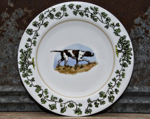 The Plantation China - Dinner Plate Birdie