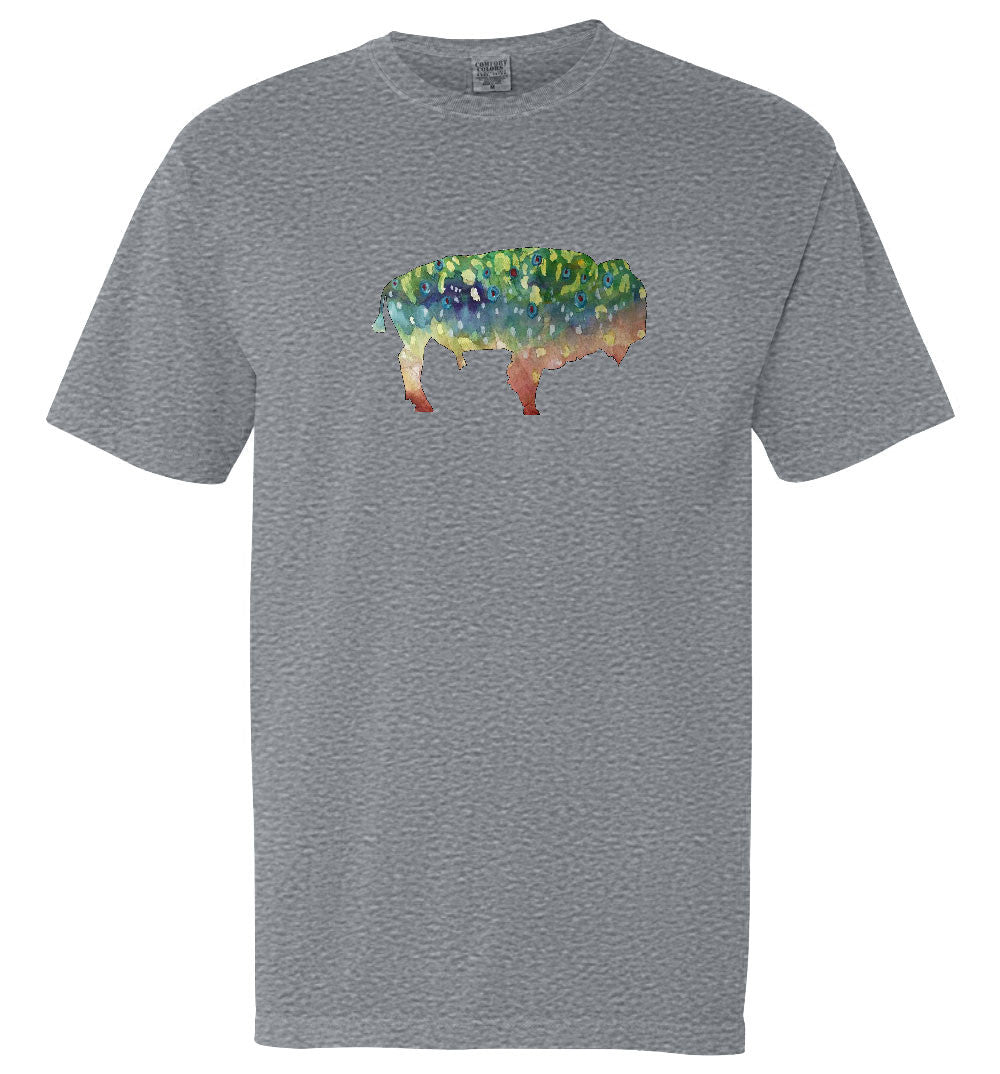 The Buffalo Trout Graphic Tee