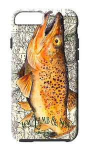 iPhone Case - Brown Trout