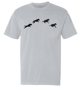 The Flying Wilson Graphic Tee  - A Dog's Life Collection