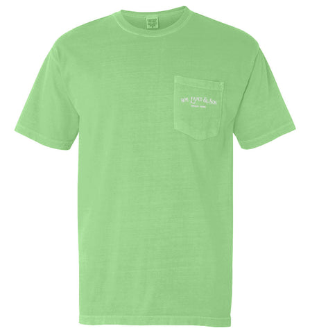 The Grand Slam Tee (Pea Pod) WEBSITE ONLY  - The Coastal Collection