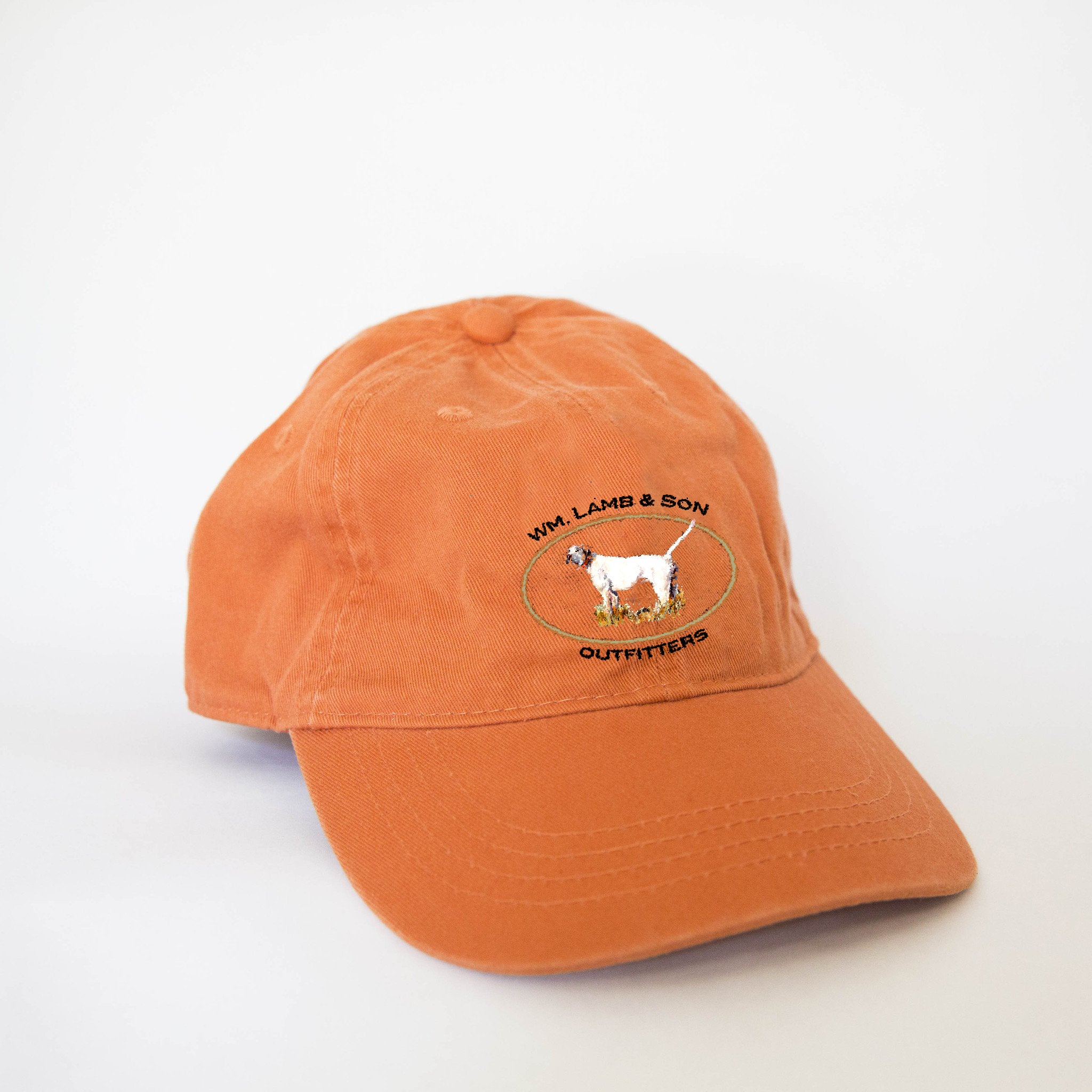 Ball Cap - Jeb Burnt Orange Twill