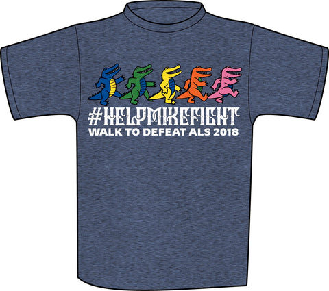 Help Mike Fight/Walk for ALS 2018 - SHIPPING OPTION