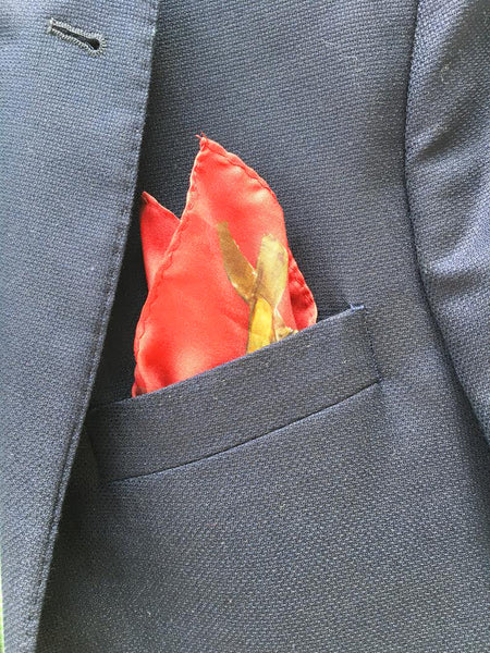 Pocket Square - Pointer