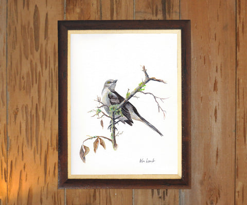 Giclee - Mocking Bird