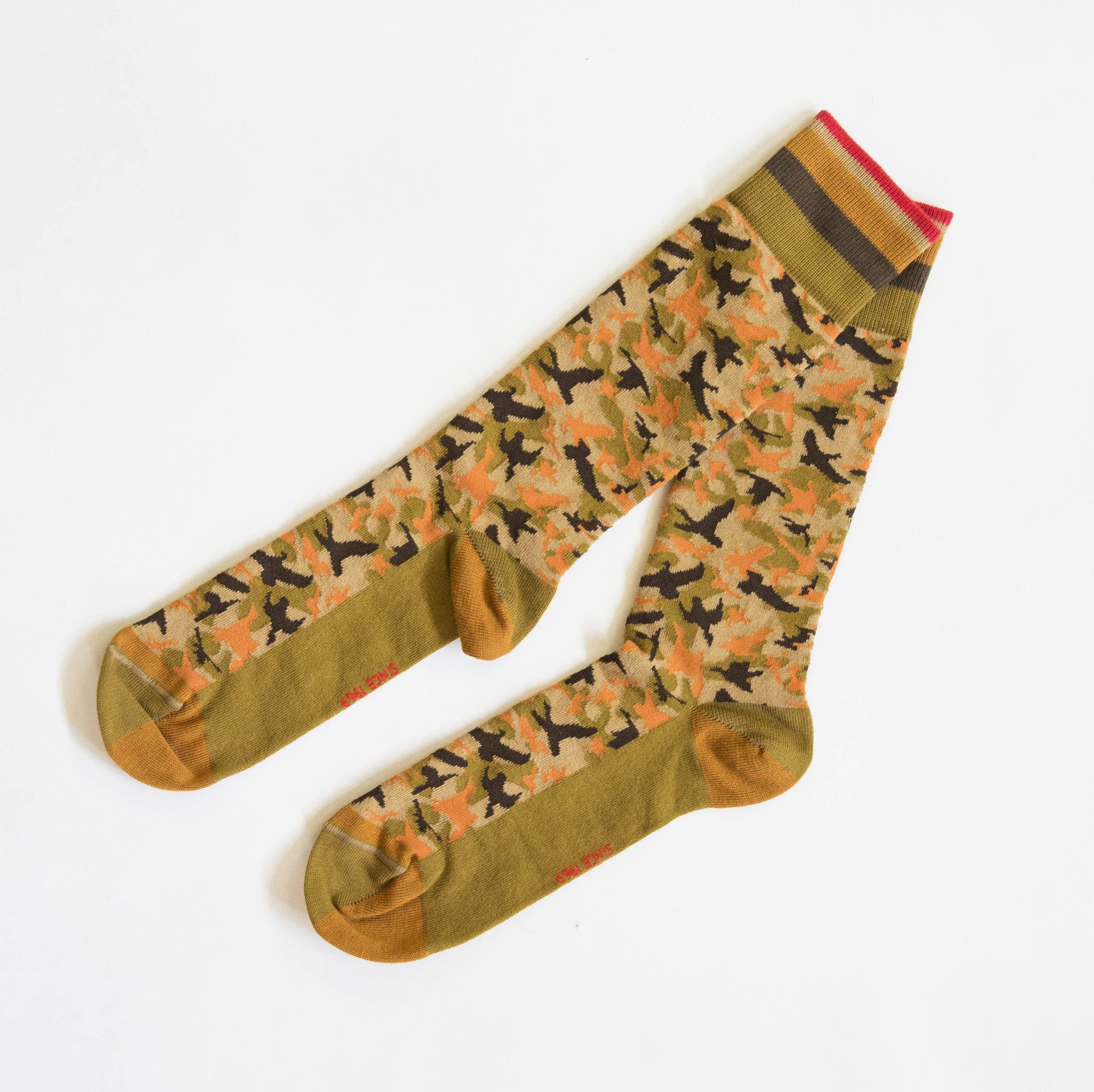 Socks - On the Wing Camo