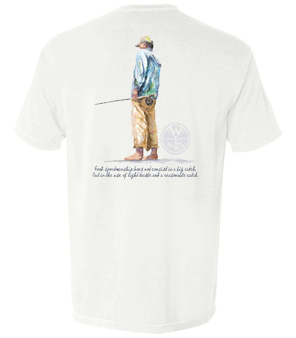 The Sportsmanship Tee