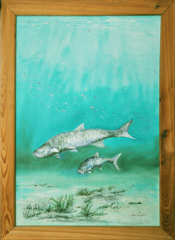 Original Pair of Tarpon