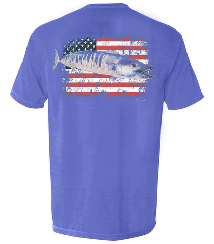The American Wahoo - The Patriotic Collection