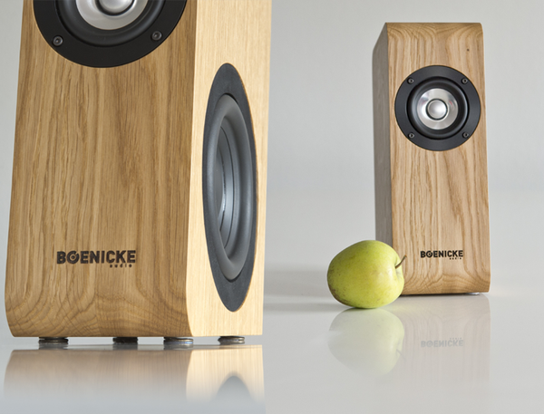 Boenicke Audio W5, W5se, W5se+ (with or without the Boenicke Sub!)