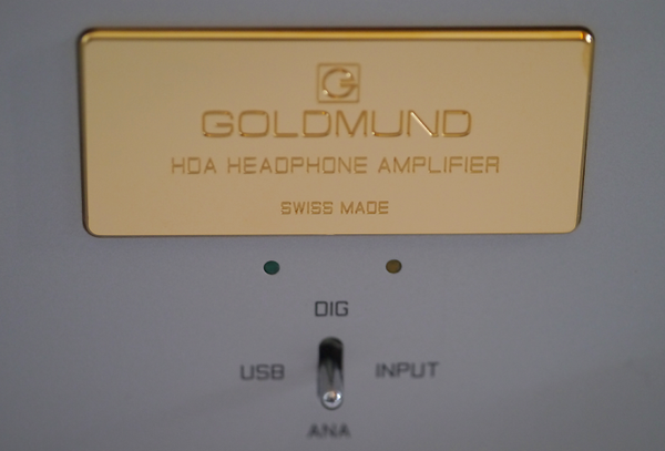 Goldmund HifiMAN HE-1000 Combo - The Dauphin or The Prince Who Would Be King