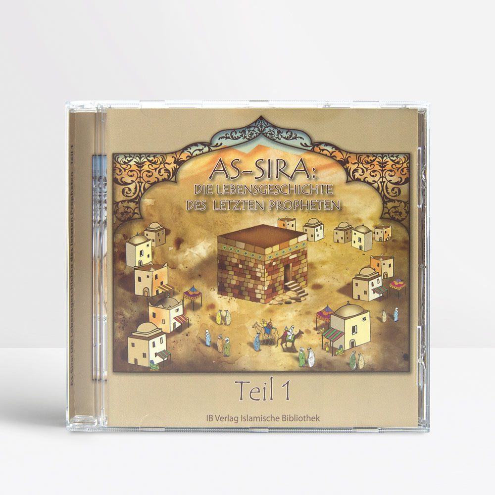 Audio CD As Sira Teil 1