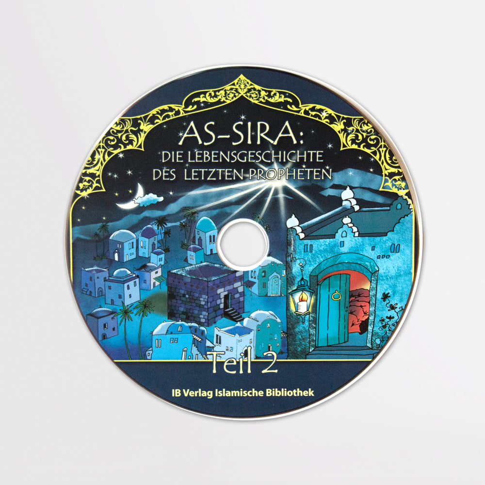Audio CD As Sira Teil 2