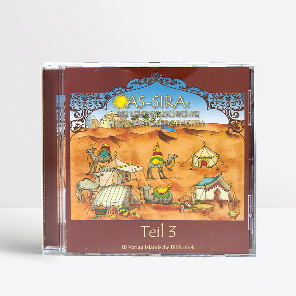 Audio CD As-Sira Teil 3