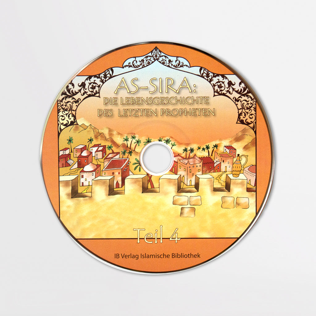 Audio CD As-Sira Teil 4