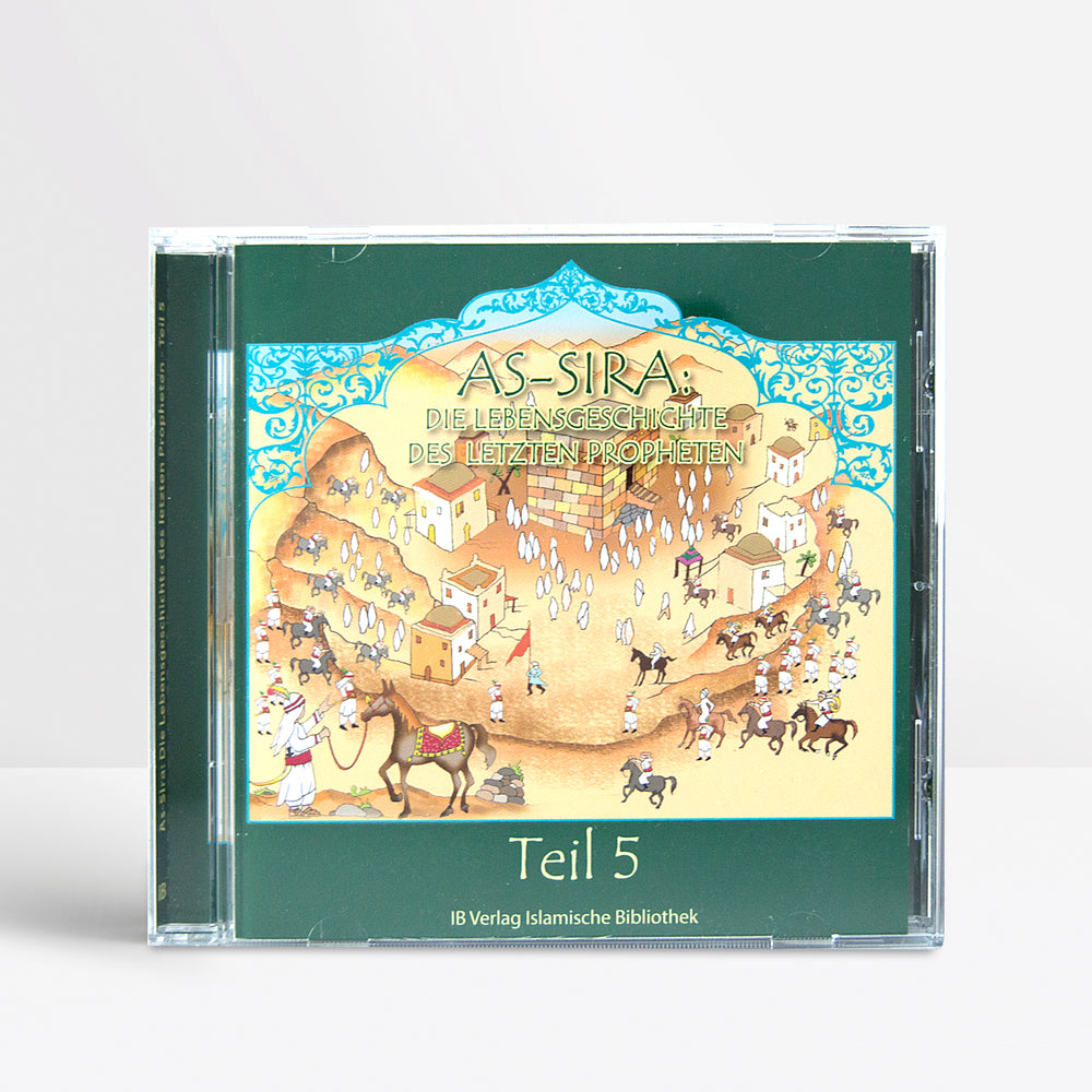 Audio CD As-Sira Teil 5