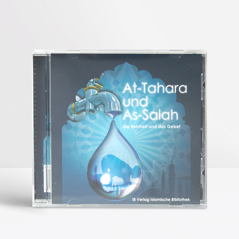 Audio CD At-Tahara und As-Salah