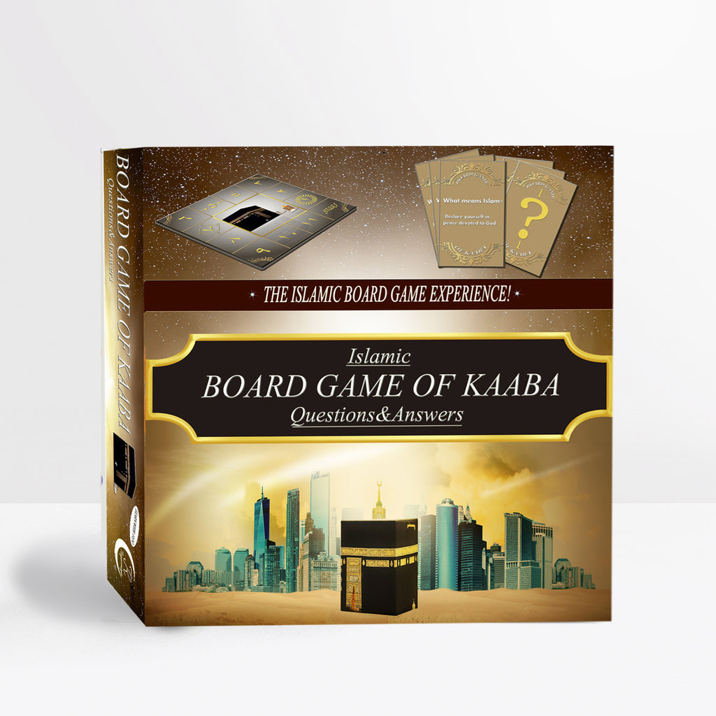 BOARD GAME OF KAABA Brettspiel
