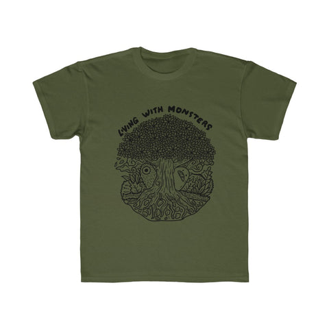 LwM Tree Tee for Kids
