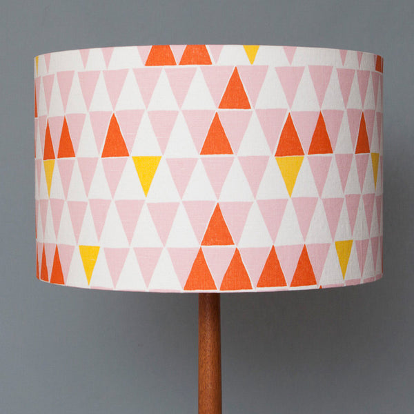 Triangles Shade (Pink)