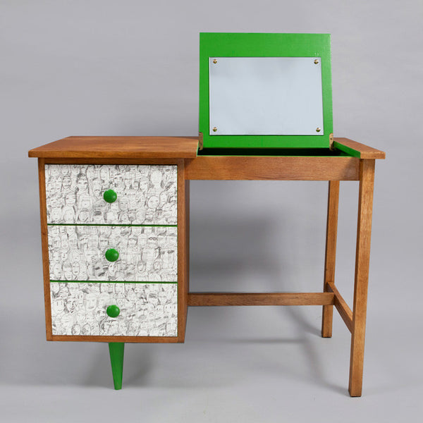 Small Faces Dressing Table / Desk