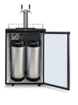 Mangrove Jack's 2 Tap Kegerator with 2 New Kegs