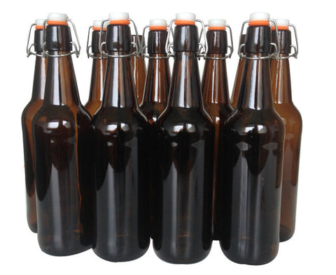 Mangrove Jack's Flip Top Bottles 12 x 750ml