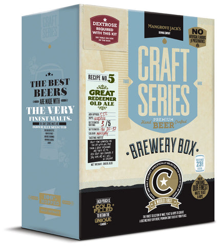 Great Redeemer Old Ale - Brewery Box