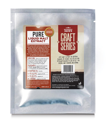 Mangrove Jack's Craft Series Pure Liquid Malt Extract - Amber 1.5KG