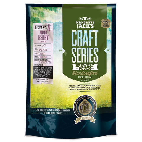 Craft Series Mixed Berry Cider