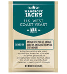 Mangrove Jack's M44 US West Coast Yeast - 10g