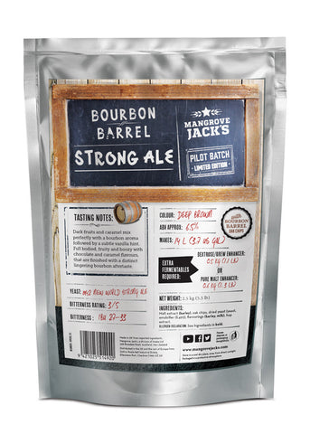 Bourbon Barrel Strong Ale - Limited Edition (EU only)