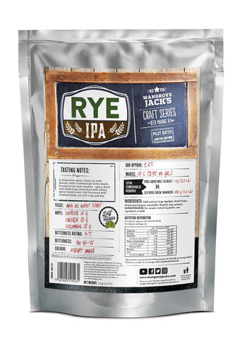 Craft Series Rye IPA - Limited Edition