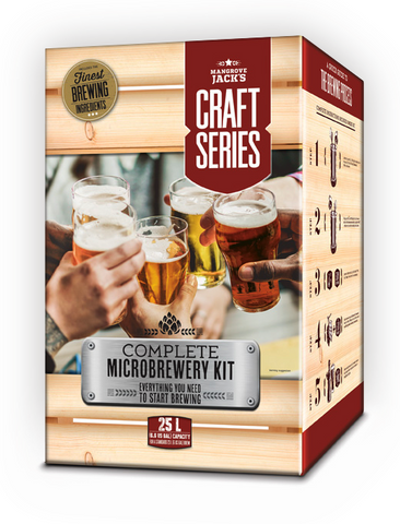 Complete Microbrewery Kit
