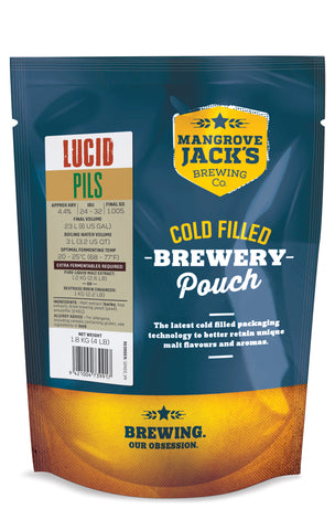 Traditional Series Lucid Pilsner