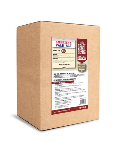 American Pale Ale Partial Mash Kit