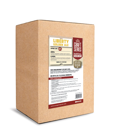 Liberty Golden Ale Partial Mash Kit