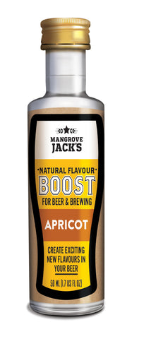 Natural Beer Flavour Boost - Apricot